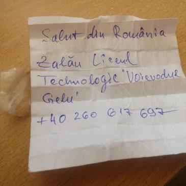 Да се завърнеш в бащината къща!  Salut din Romania!